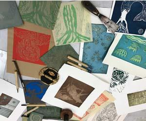Upwards of 25 students will showcase their work as part the Fledgling Printmaking Exhibition 2017