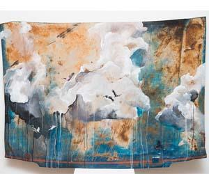 Bonnet, by Pennyrose Wiggins, is one of the artworks to feature in the exhibition