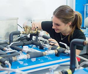A range of advanced training technologies will be on display at the CDU stall at the Careers Expo