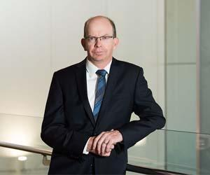 Vice-Chancellor Professor Simon Maddocks