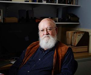 Charles Darwin Scholar, Professor Daniel Dennett is visiting the NT