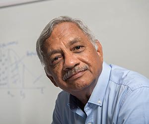 Associate Professor Ram Vemuri.
