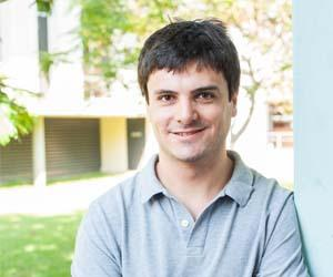 PhD candidate Stewart Pittard aims to increase knowledge of how feral animals impact the Top End