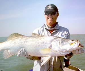 Dr David Crook will travel to the US to research fish migration