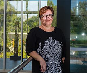 Kim Hawkins brings a wealth of education and industry experience to CDU.