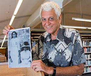 At the History Colloquium, CDU historian Dr Steven Farram will discuss the heroic story of a celebrated Indigenous girl