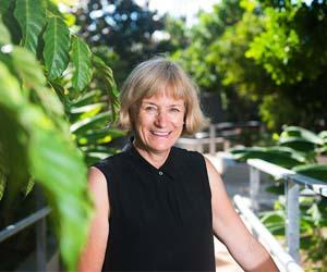 Professor Jenny Davis is Head of the School of Environment at CDU