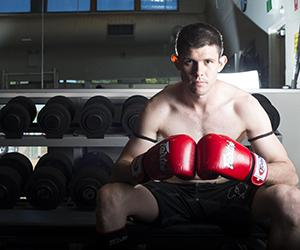 NT kickboxer Brock McRobb is confident about his upcoming national challenge