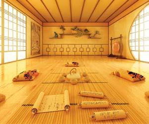 Users will be invited into the 'Memory Palace' and into virtual three-dimensional rooms, such as the Zen room