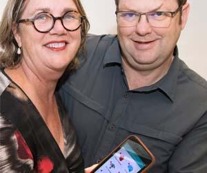 Professor Isabelle Skinner and Professor Timothy Skinner are working to help people living with Type 2 Diabetes