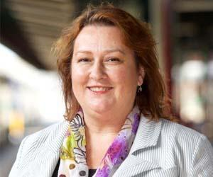 The newly appointed Director of People and Capability, Ms Jill Adams