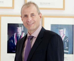 The newly appointed Chancellor of Charles Darwin University, Paul Henderson AO
