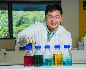 Pharmacy student Dzung Tran represented CDU in the national competition