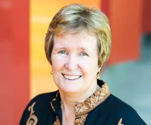 Professor Sue Shore will deliver the second Professorial Lecture for 2015 this month
