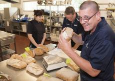Paul Antonello takes a close look at the spelt sour dough bread