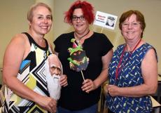Teresa Schwellnus, Wendy Boyce, Sue Tucker - Alice Springs