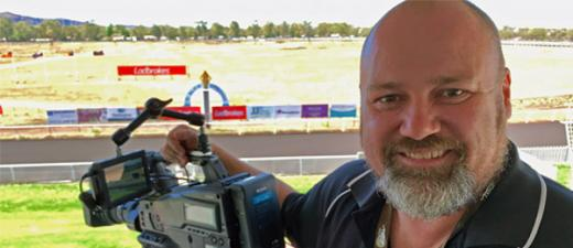 Multimedia Lecturer and horse racing videographer Mikey Boyce adapts to COVID-19 protocols