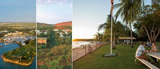 The team of population experts will travel to Darwin, Alice Springs and Katherine