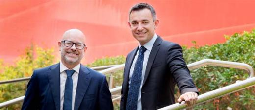 Senior appointments: Professor Robert Fitzgerald and Professor Philip Seltsikas