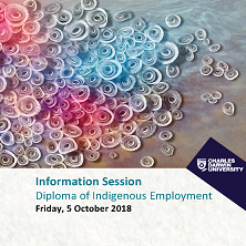 Information Session - Diploma of Indigenous Employment
