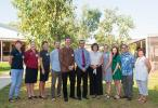 Speakers at the event included researchers, lecturers and students at CDU