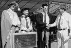 Opening Ceremony Northern Territory University, 1989.