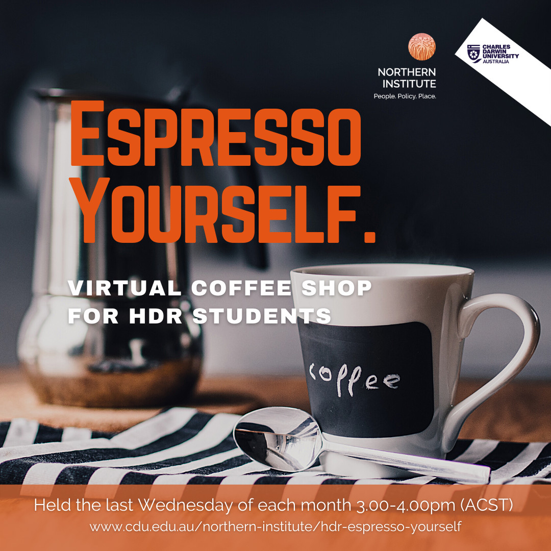 Virtual Coffee Shop for PhD Students 2