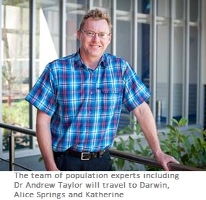 Dr Andrew Taylor Roadshow