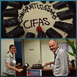 CIFAS admin office opening