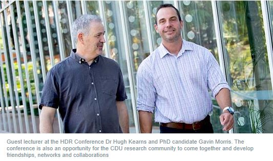 Conference to showcase CDU research