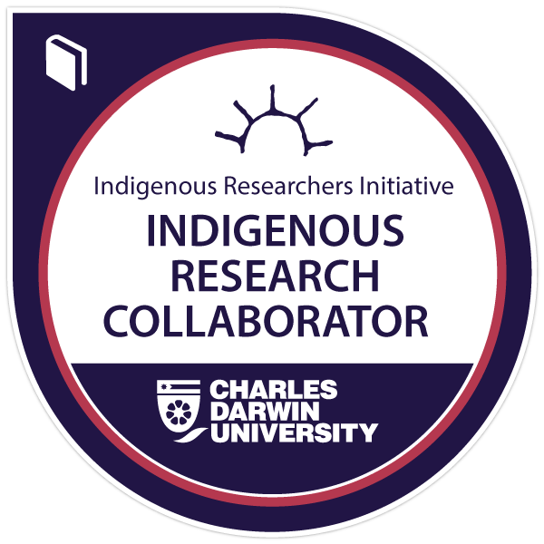 Indigenous community researcher micro credentials