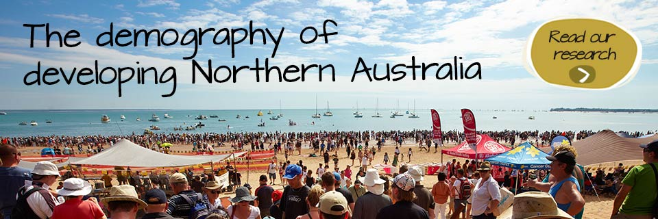 The demography of developing northern australia