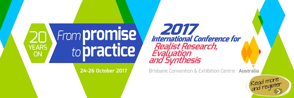 2017 International Realist Conference