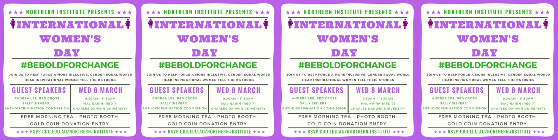 international women's day 2017 northern institute