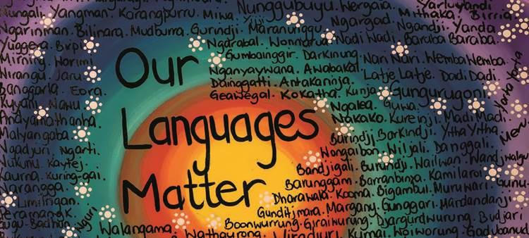 NAIDOC WEEK 2017 WHY OUR LANGUAGES MATTER