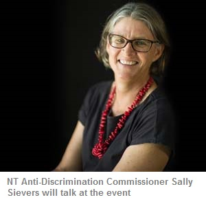 NT Anti-Discrimination Commissioner Sally Sievers