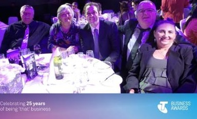 Tbusiness awards