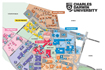 Casuarina campus map