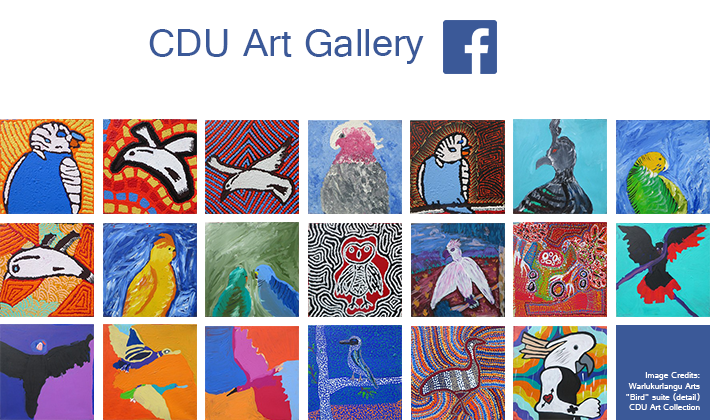 CDU Art Collection & Art Gallery Facebook